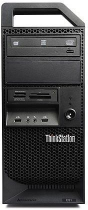 Lenovo ThinkStation E31 Tower, Xeon E3-1245V2, 4GB RAM, 1000GB, Quadro  600 (SX4AJGE+0A36183)