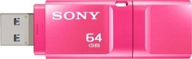 Sony X-Series rosa 64GB, USB-A 3.0 (USM64GXP)
