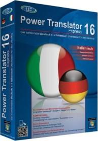 Avanquest Power Translator 16 Express, Deutsch - Italienisch, ESD (deutsch) (PC)