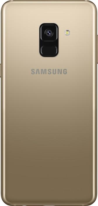 Samsung Galaxy A8 2018 A530f Gold Ab 296 86 2019