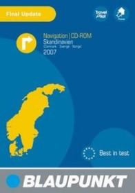 Blaupunkt TravelPilot Skandinavien 2007