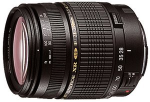 Tamron AF 28-300mm 3.5-6.3 XR LD AD Asp IF macro for Sony/Konica Minolta black (A06M)