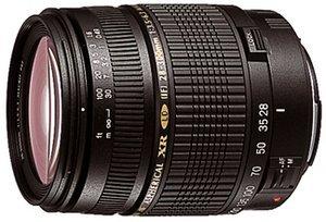 Tamron AF 28-300mm 3.5-6.3 XR LD AD Asp IF Makro für Sony/Konica Minolta schwarz (A06M)