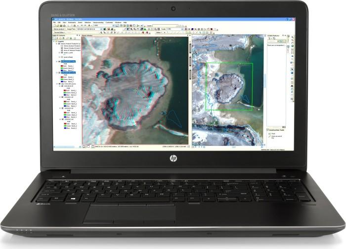 HP ZBook 15 G3, Core i5-6440HQ, 8GB RAM, 500GB SSHD, Windows 10 Pro (X3W49AW#ABD)