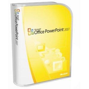Microsoft: PowerPoint 2007, EDU (English) (PC) (079-03434)