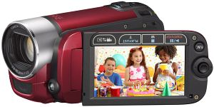 Canon Legria FS306 red (digital) (4404B001)