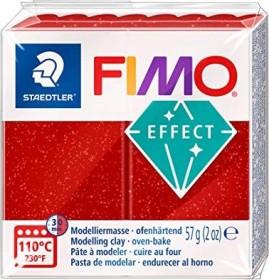 Staedtler Fimo Effect 57g glitter rot (8020202)