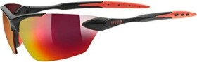 UVEX sportstyle 203 black-red/red
