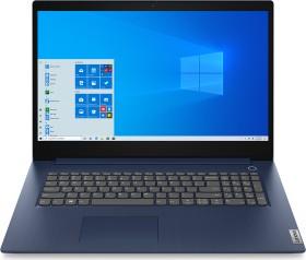 Lenovo IdeaPad 3 17IIL05 Abyss Blue, Core i3-1005G1, 8GB RAM, 256GB SSD, 1600x900, Fingerprint-Reader, Windows 10 Home (81WF002QGE)