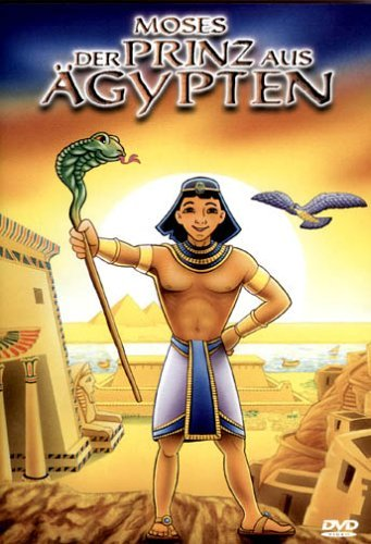 Moses - Der Prinz aus Ägypten -- via Amazon Partnerprogramm