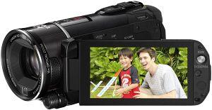 Canon Legria HF S20 black (4317B001)