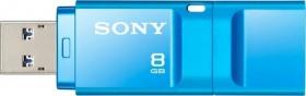 Sony X-Series blau 8GB, USB-A 3.0 (USM8GXL)