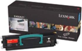 Lexmark Toner E450A21E schwarz
