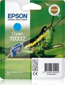 Epson Tinte T0332 cyan (C13T03324010)