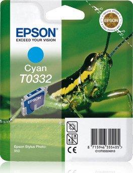 Epson T0332 Tinte cyan (C13T03324010)