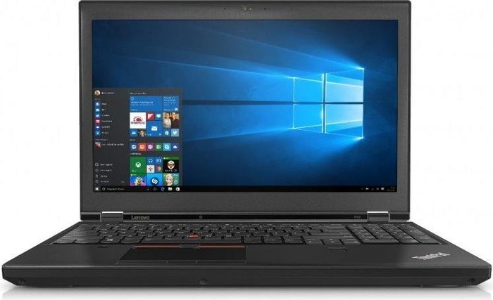 Lenovo ThinkPad P50, Core i7-6820HQ, 8GB RAM, 512GB SSD, UK (20EN0007UK)