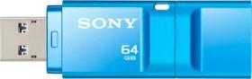 Sony X-Series blau 64GB, USB-A 3.0 (USM64GXL)