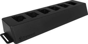 Transcend Dockingstation Bodycams USB 3.0 (TS-DPD6P)
