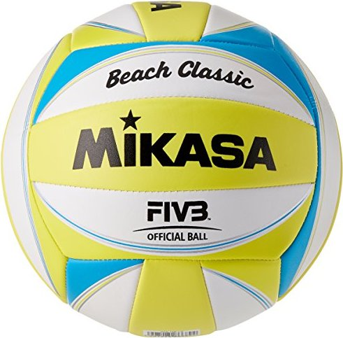 Mikasa Beachvolleyball Beach Classic VXL 20 -- via Amazon Partnerprogramm
