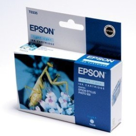Epson Tinte T0335 cyan hell (C13T03354010)