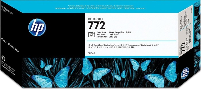 HP ink Nr 772 black photo (CN633A)