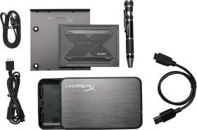 Kingston HyperX Fury RGB SSD - kit 480G, SATA (SHFR200B/480G)
