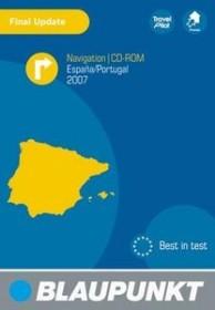 Blaupunkt TravelPilot Spanien/Portugal 2007