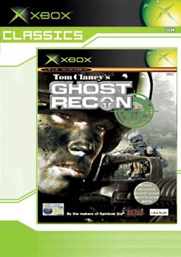 Tom Clancy's Ghost Recon (deutsch) (Xbox) -- via Amazon Partnerprogramm