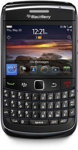 BlackBerry Bold 9780 white -- The RIM and BlackBerry families of related marks, images and symbols are the exclusive properties of, and trademarks of, Research In Motion – used by permission.