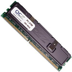 OCZ DIMM 256MB, DDR-333, CL2.5-3-3-6-2T