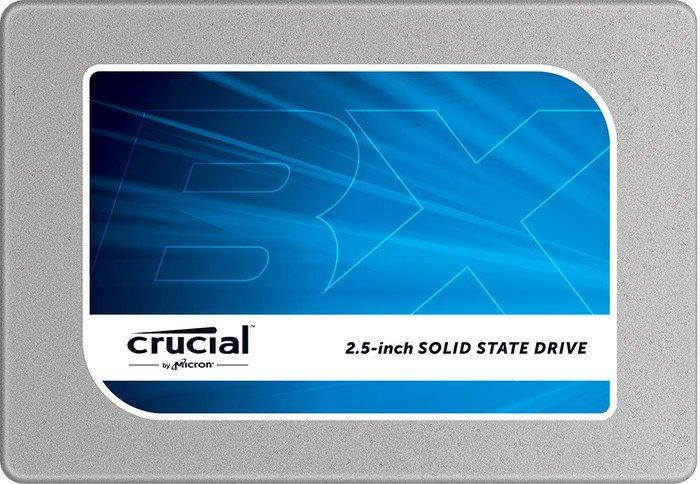 Crucial BX100 500GB, SATA (CT500BX100SSD1)