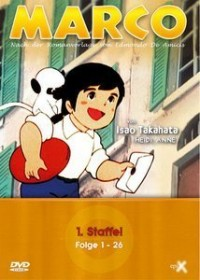 Marco Staffel 1 (DVD)