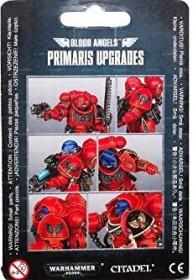 Games Workshop Warhammer 40.000 - Upgrades: Blood Angels Primaris (99070101037)