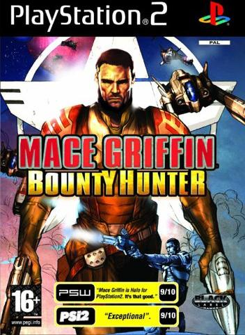 Mace Griffin: Bounty Hunter (deutsch) (PS2) -- via Amazon Partnerprogramm