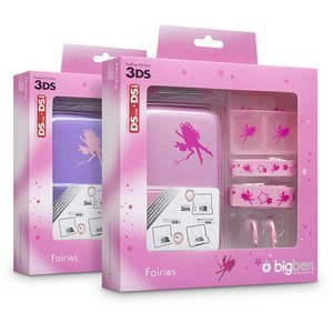 BigBen Fairies pack (DS)