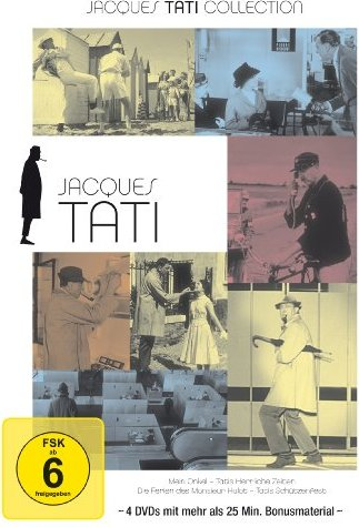 Jacques Tati Collection -- via Amazon Partnerprogramm