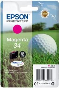 Epson Tinte 34 magenta (C13T34634010)