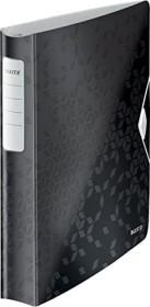 Leitz Active WOW SoftClick Ringbuch, schwarz (42400095)