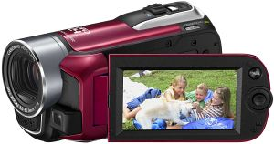 Canon Legria HF R16 red (digital) (4392B001)