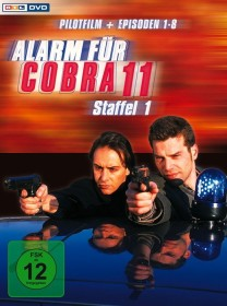Alarm für Cobra 11 Staffel 1 (DVD)