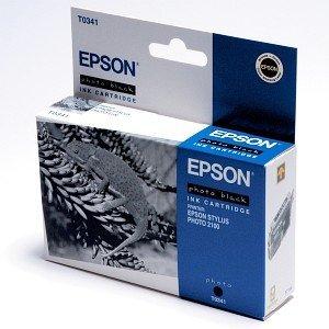 Epson T0341 Tinte schwarz (C13T03414010)
