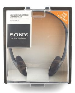 Sony MDR-110LP -- © bepixelung.org