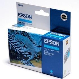Epson Tinte T0342 cyan (C13T03424010)