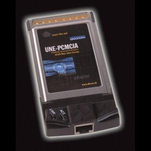 Ultron UNE-PCMCIA, 1x 100Base-TX, Cardbus (2411)