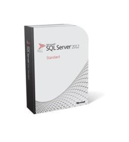 Microsoft SQL Server 2012 Standard Edition, 5 User-CAL (deutsch) (PC)