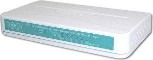 Digitus DN-11004-N Router/Printserver