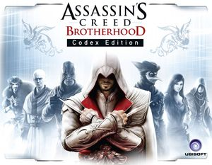 Assassin's Creed: Brotherhood - Limited Codex Edition (deutsch) (Xbox 360)