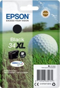 Epson Tinte 34 XL schwarz (C13T34714010)