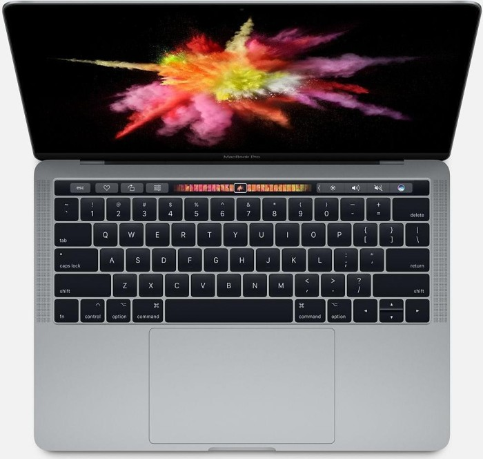 "Apple MacBook Pro 13.3"", Core i5-7267U, 8GB RAM, 512GB SSD, szary (MPXW2D/A) (Z0UM) [2017]"