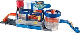 Mattel Hot Wheels City Mega Car Wash (FTB66)